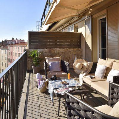 Suite terrasse