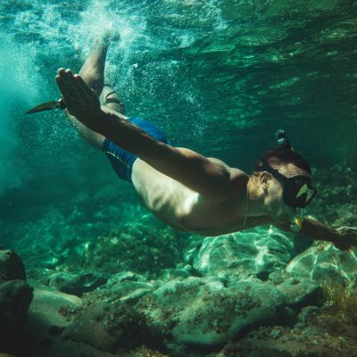 Snorkeling And Exploring